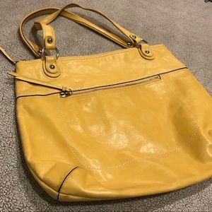 NWOT Coach Poppy Large Tote Bag.